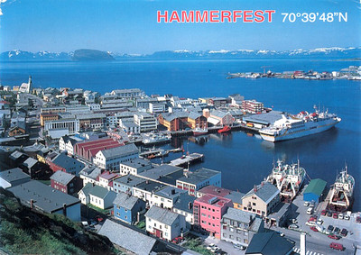 VISTAMAR at Hammerfest