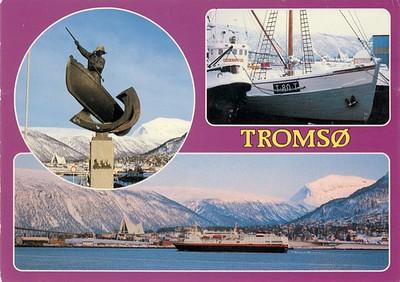 MIDNATSOL 1982 Tromso Norway