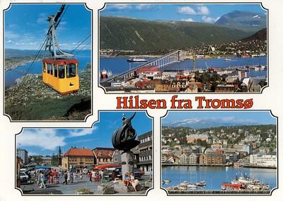 NORDSTJERNEN Tromso Norway