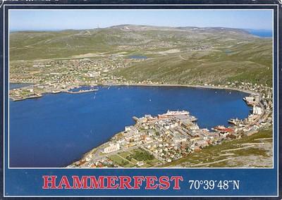 VESTERALEN Hammerfest