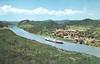 Tanker Gaillard Cut Panama Canal
