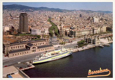 VILLA DE AGAETE Trasmed Barcelona