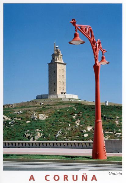 Torre de Hercules la Corunna-001