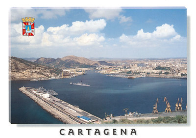 Port of Cartagena-001