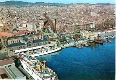 CIUDAD IBIZA & Albatros Class Trasmed Barcelona