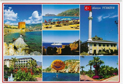 Tiny WIND SURF or CLUB MED II & The WORLD Alanya