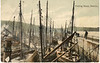 Newlyn Fishing Boats Cornwall from 1908