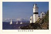 Cloch Lighthouse Firth of Clyde