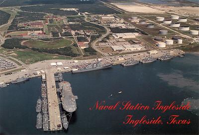 Naval Station Ingleside Texas
