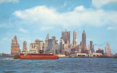 Staten Island Ferry Marine & Aviation New York