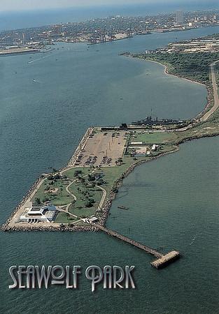Seawolf Park Galveston Texas