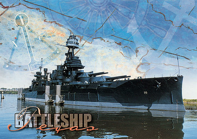 Battleship TEXAS Houston