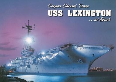USS LEXINGTON The Blue Ghost Museum Corpus Christi Texas