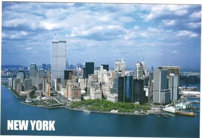 Staten Island Ferry Manhatten New York-001