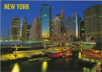 South Street Seaport New York 2017