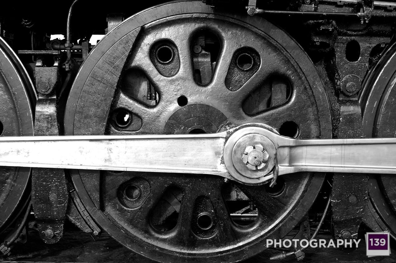 2007 Pufferbilly Days Photo Contest - Wheel