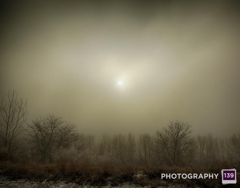 2018 Iowa State Fair Photography Salon - Christmas Eve Morn