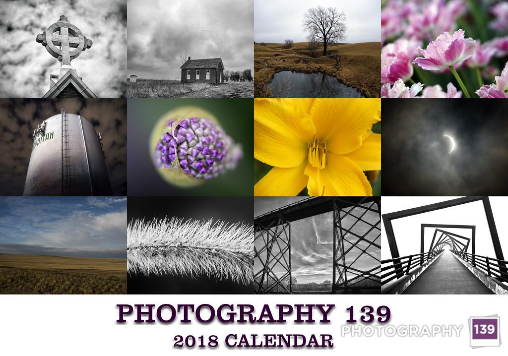 2018 Calendar - Composite