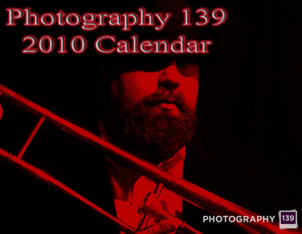 2010 Calendar - Front Cover