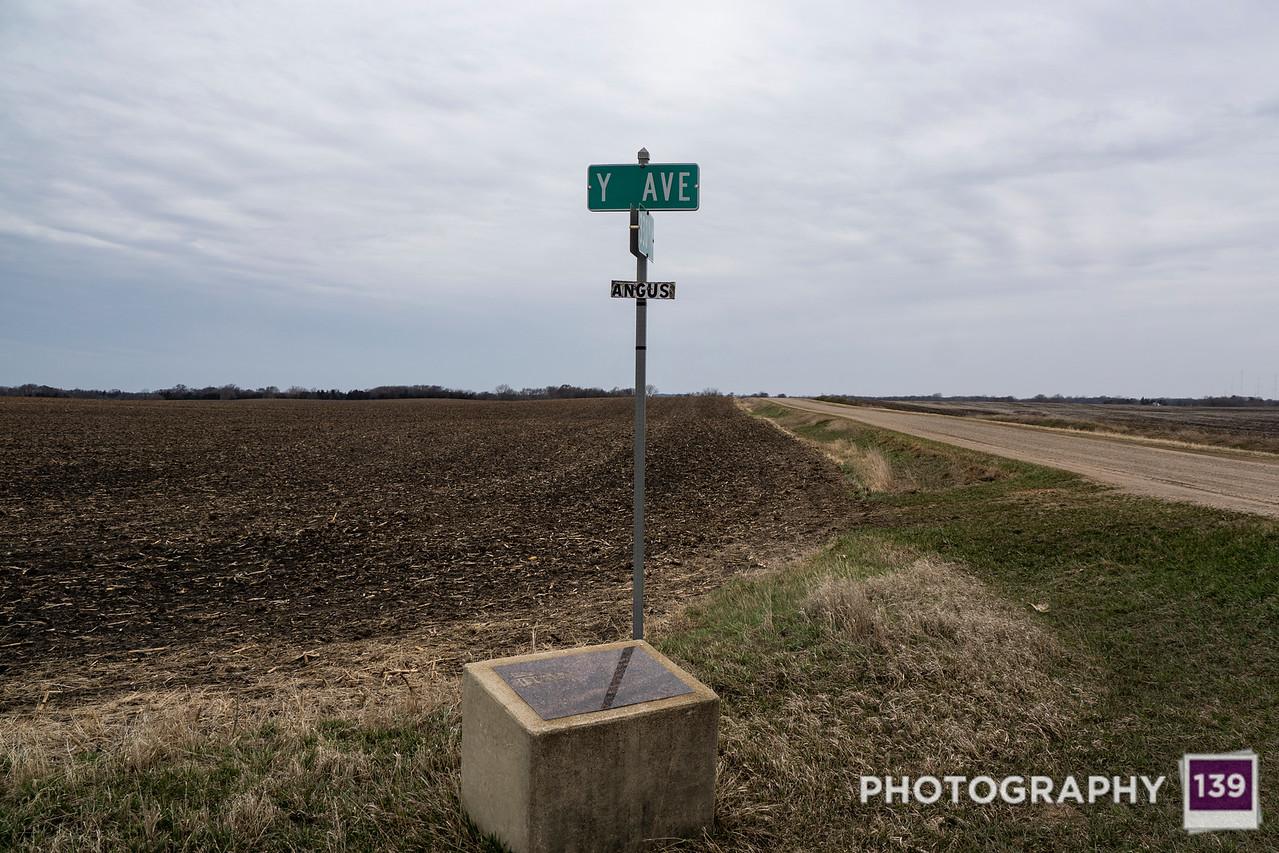Angus, Iowa