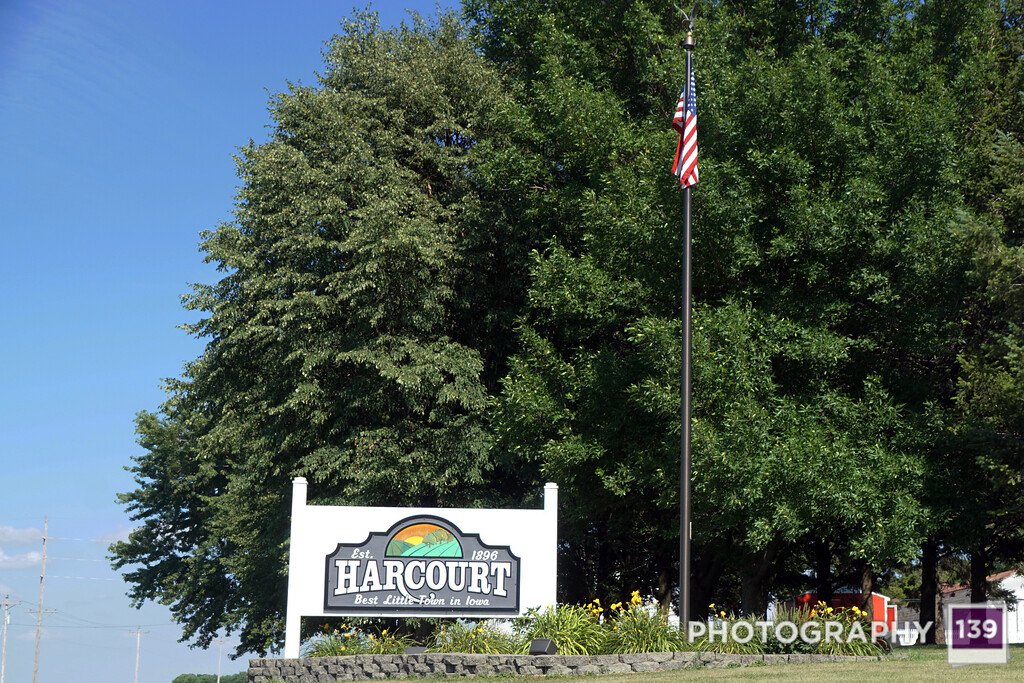 Harcourt, Iowa