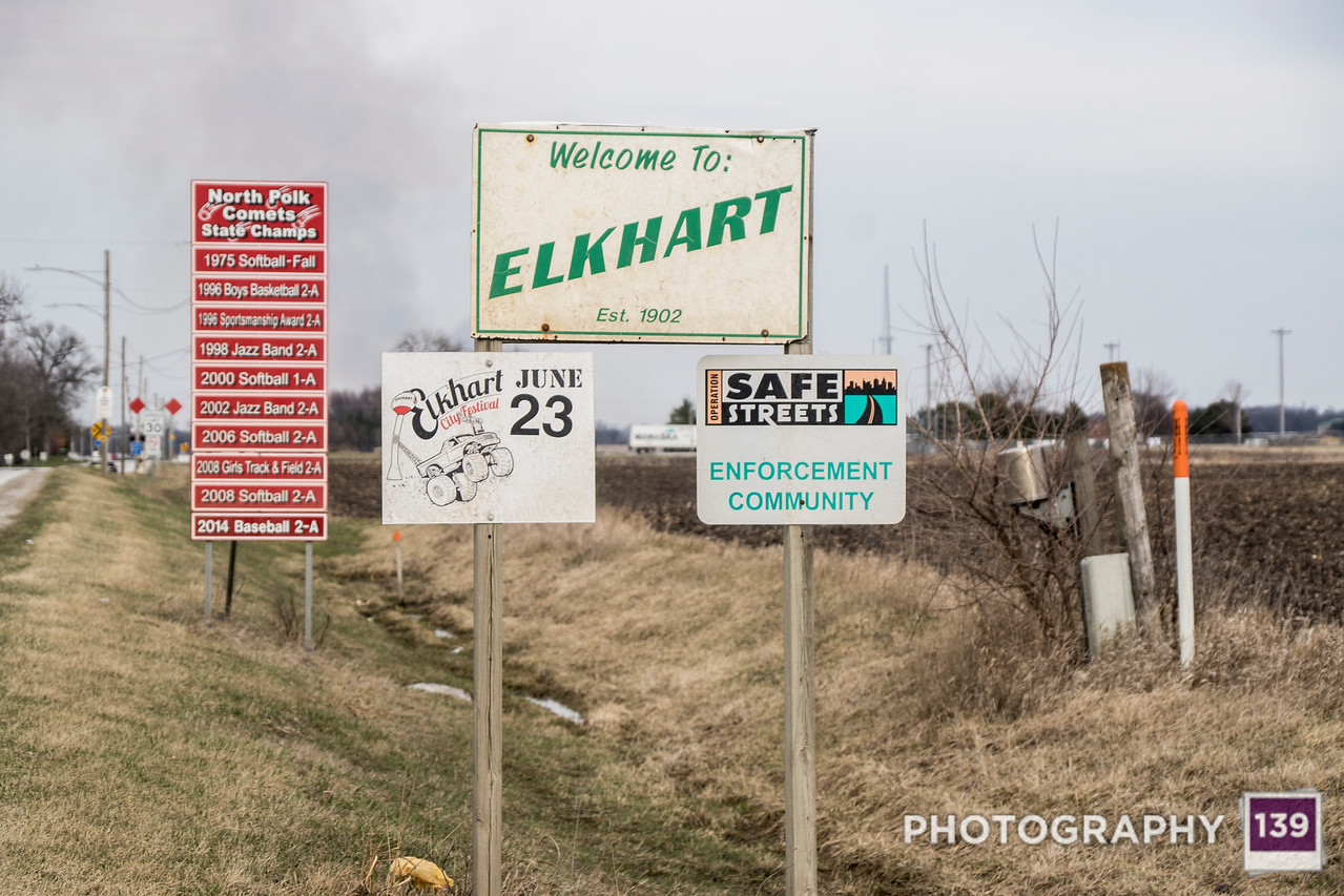 Elkhart, Iowa