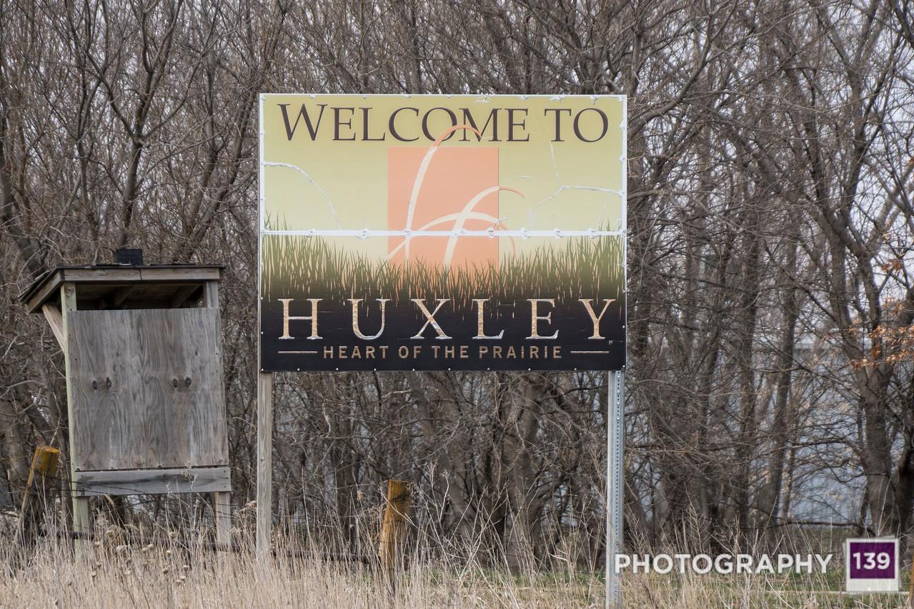 Huxley, Iowa