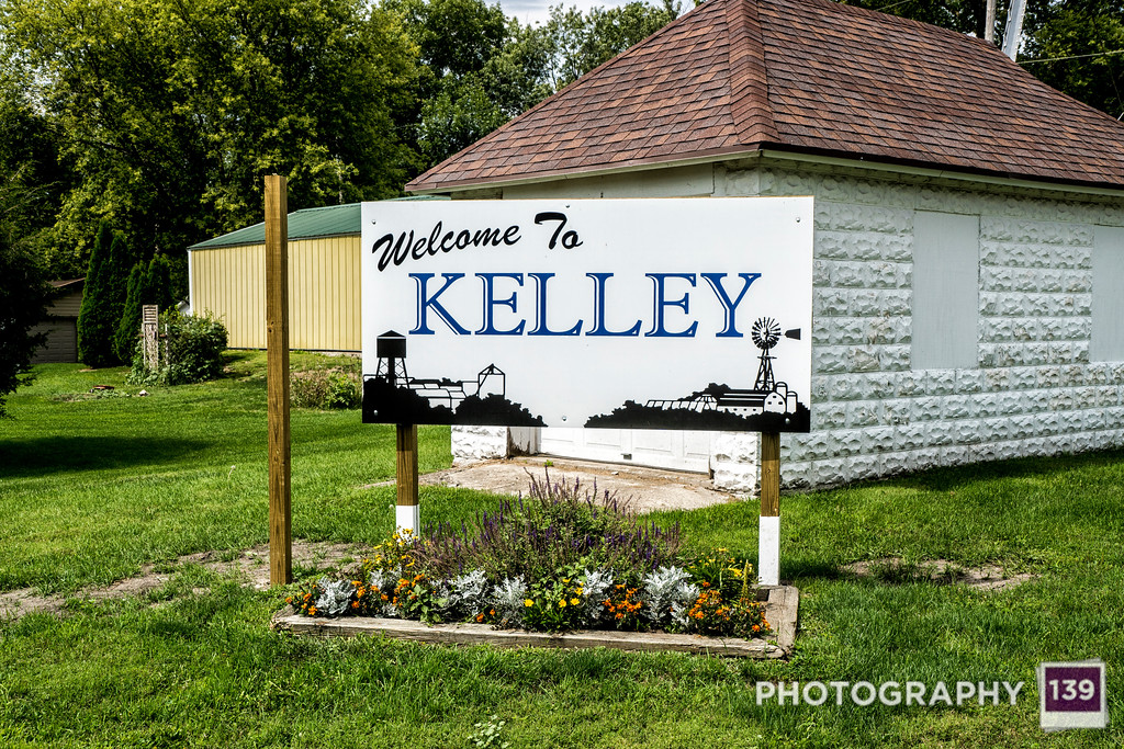 Kelly, Iowa