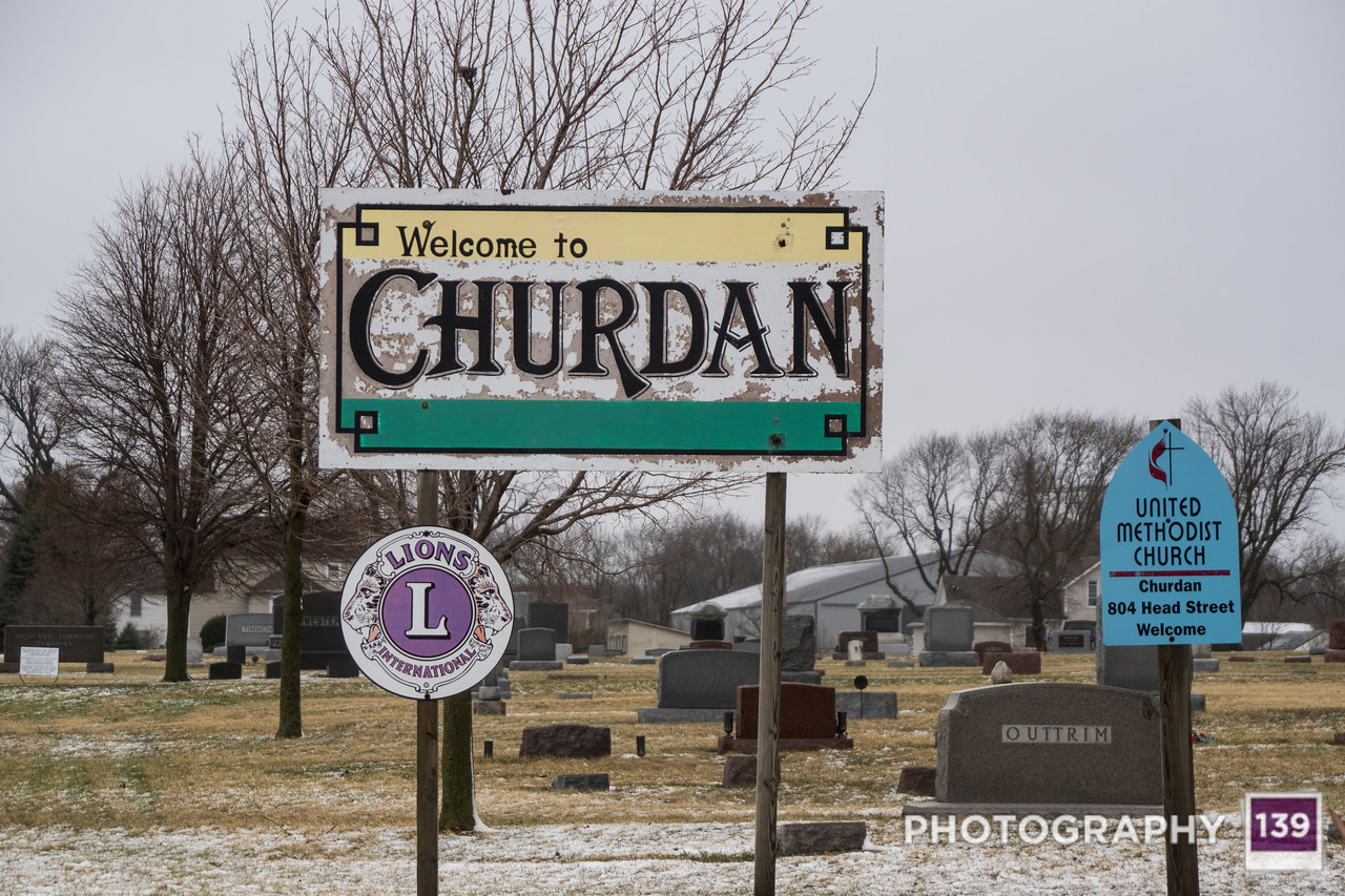 Churdan, Iowa