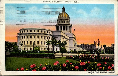 postcard international cuba FF-680W -014