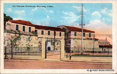 postcard international cuba FF-680W -006
