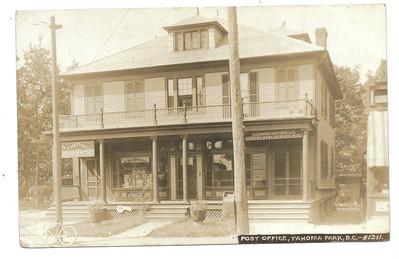 postcard~tacoma-park-post-office-pharmacy-rppc-$_57