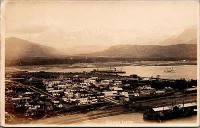 Postcard-FF-680W USA Alaska (AK) - - - -_0006_b