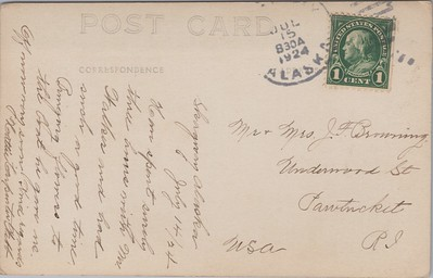 Postcard-FF-680W USA Alaska (AK) - - - -_0009