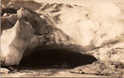 Postcard US Alaska RPPC Government Railway circa 1920 obverse caption  (26)