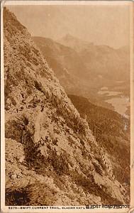 Postcard US Alaska RPPC Government Railway circa 1920 obverse caption  (21)