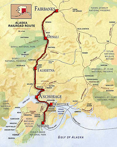 alaska railroad route unnamed