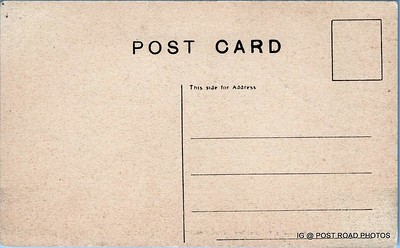 Postcard-USA-milford-connecticut-ellie-russo-benefico+scan FF680W downtown memorial bridge danzeger uncancelled -001