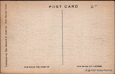 Postcard-USA-milford-connecticut-ellie-russo-benefico+scan FF680W downtown  ye fowler mill , 1639 1914 american legion headquarters  american legion -000