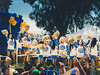 Warriors Girls, Golden State Warriors Parade, Oakland, CA