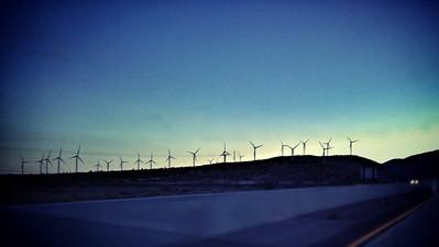 tehachapi mojave wind park
