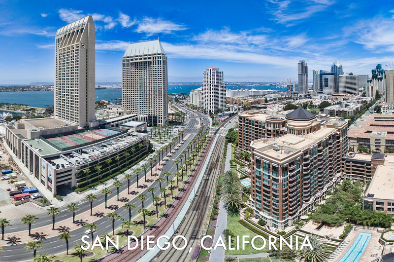 """San Diego lines and architecture"" - SKU SANDIEGO4"