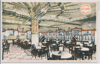 Dining Automat Room.