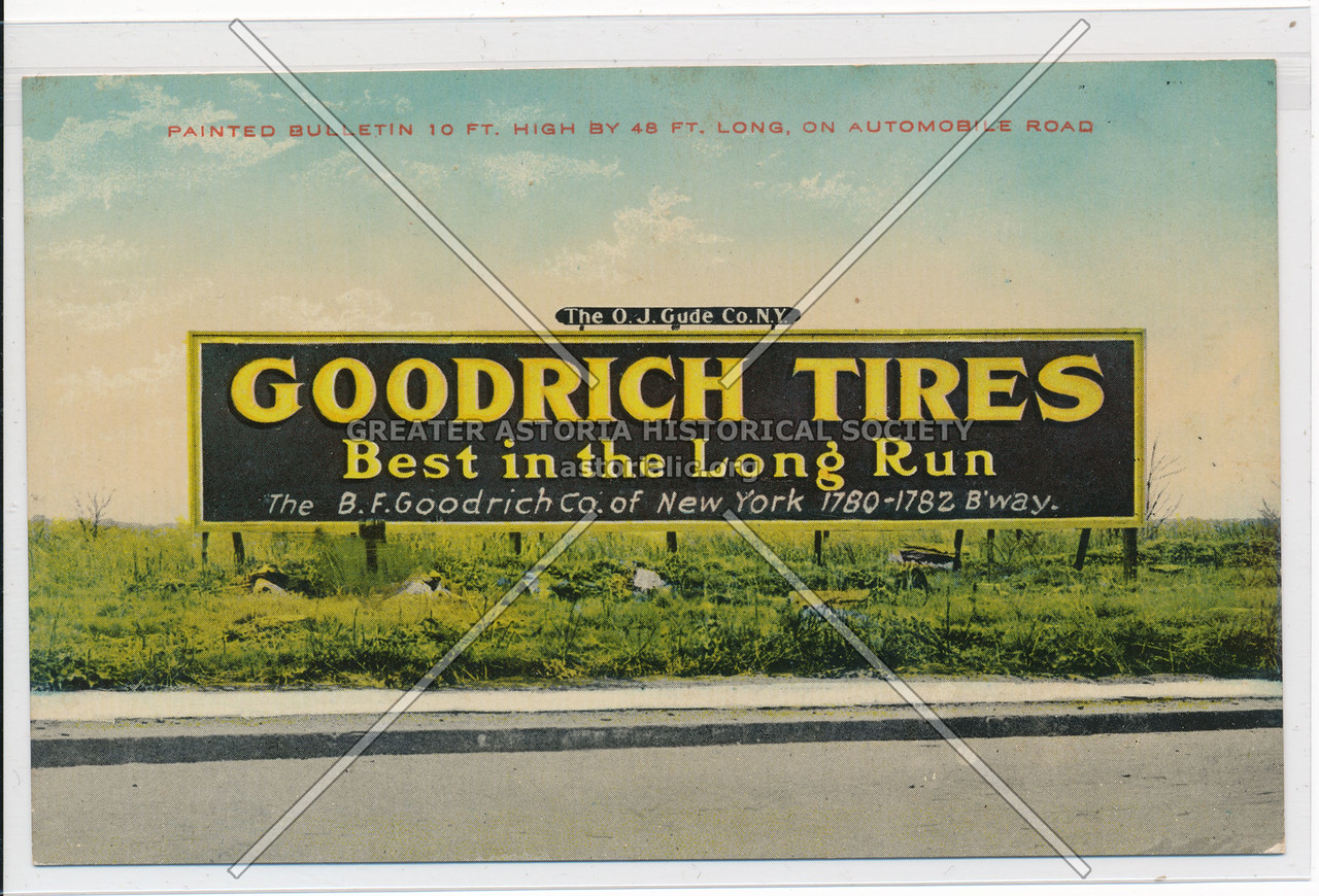 Goodrich Tires, Best in the Long Run