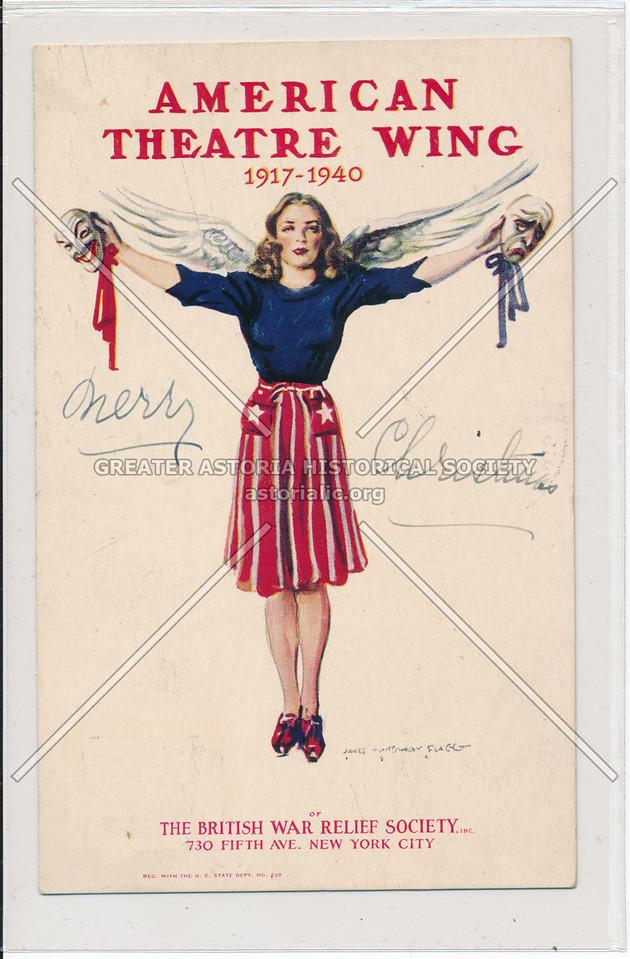 American Theatre Wing 1917-1940
