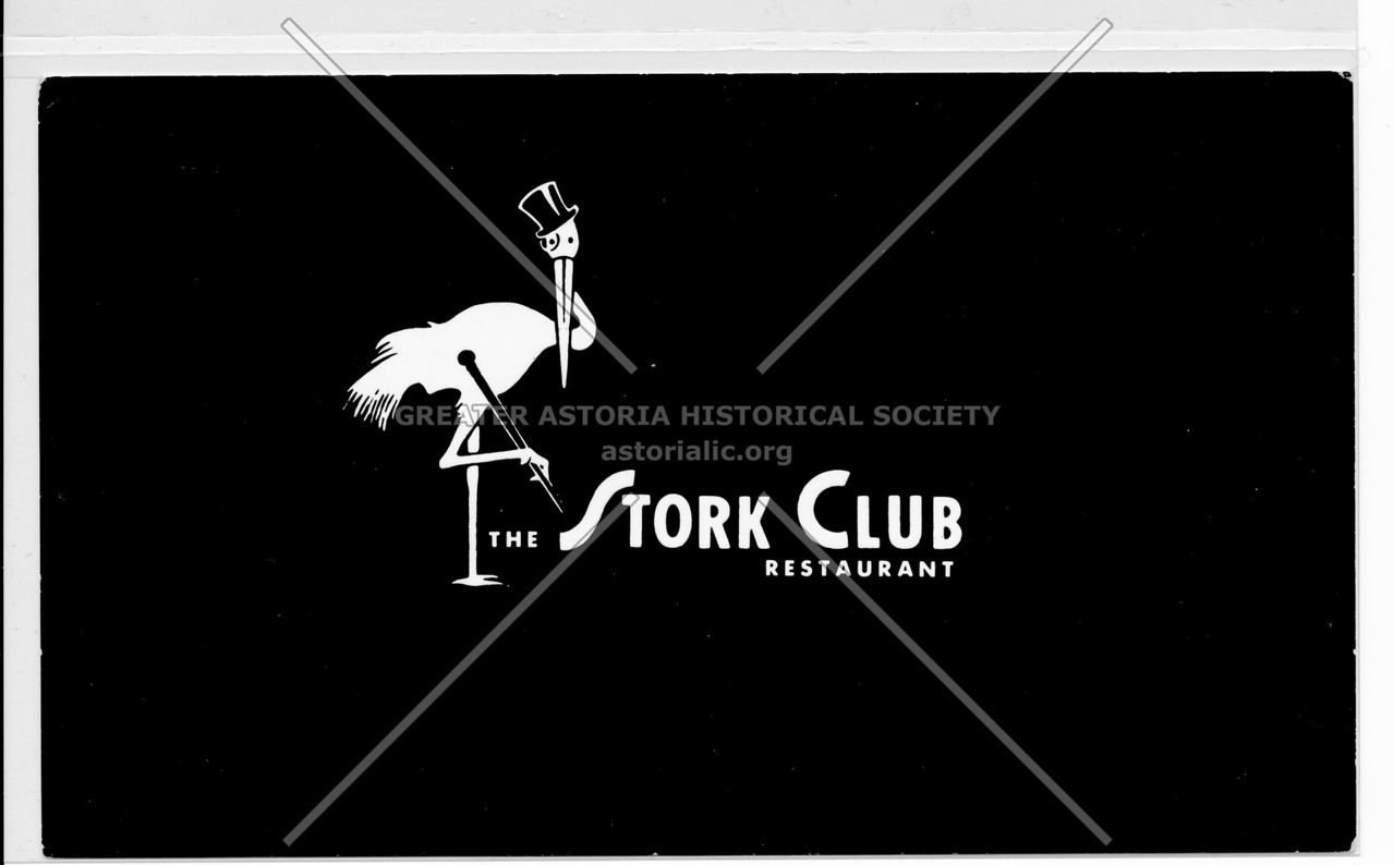 The Stork Club Restaurant