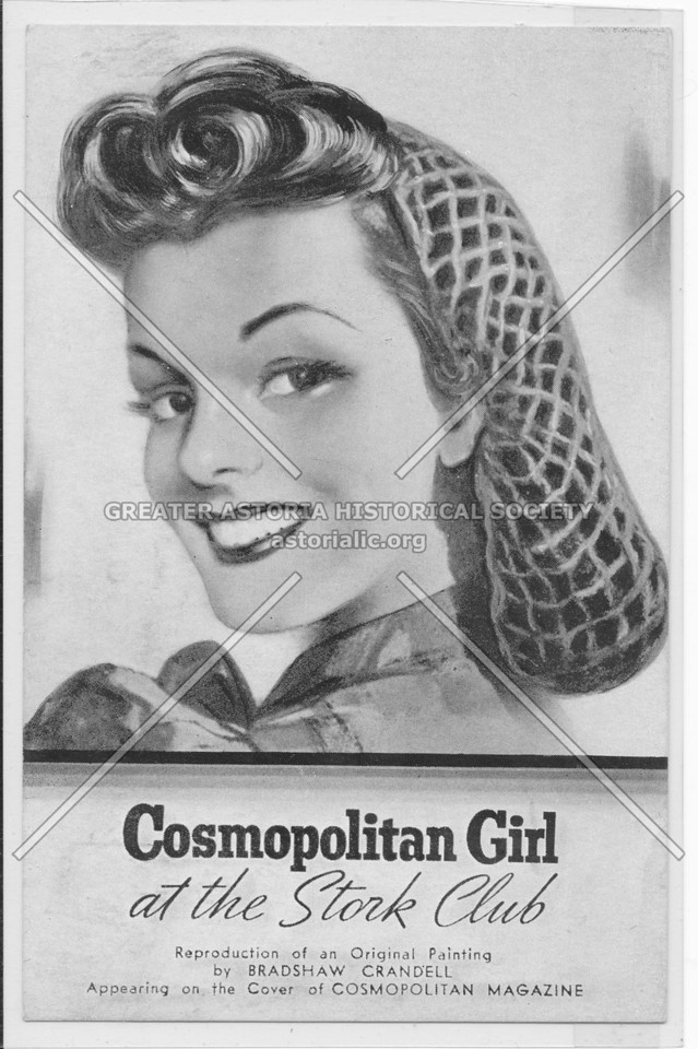 Cosmopolitan Girl at the Stork Club