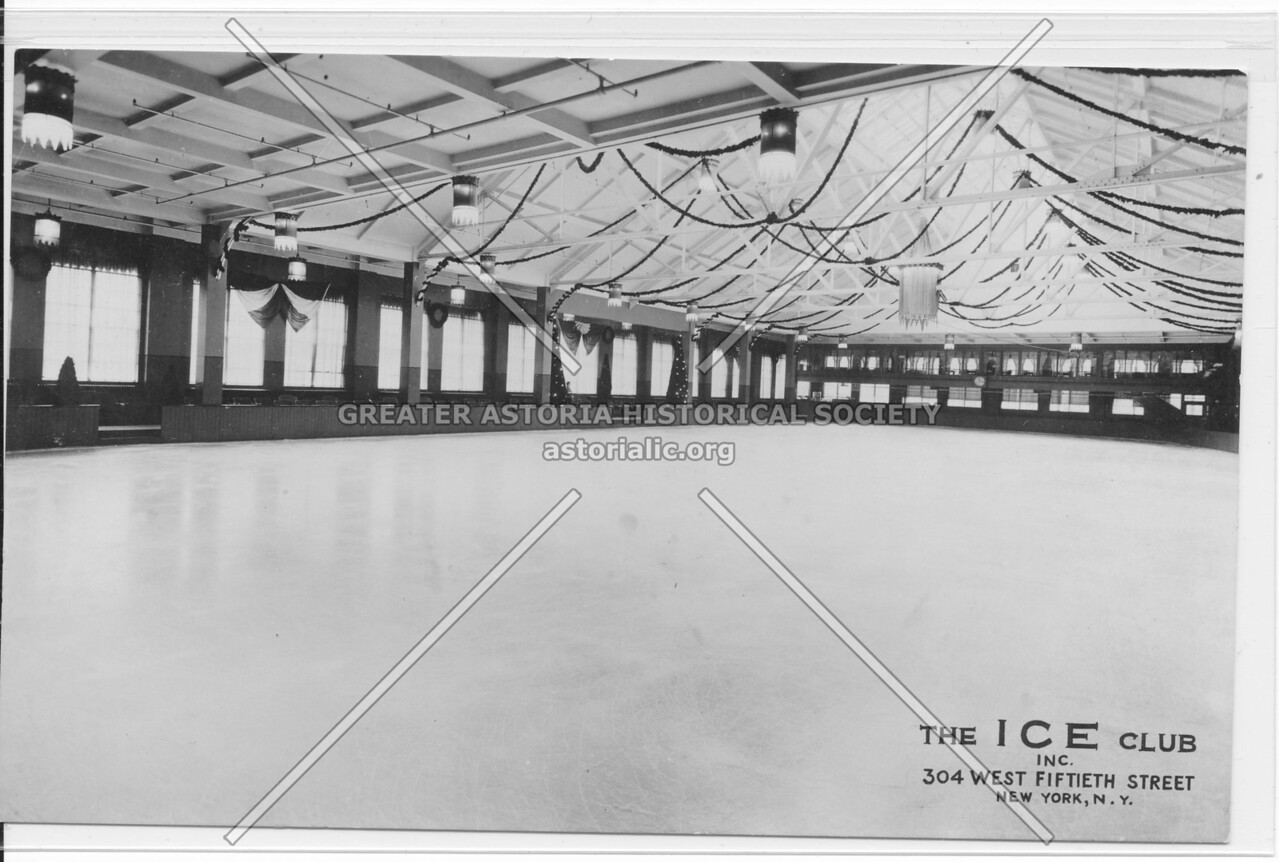 The Ice Club Inc. 304 West Fiftieth Street, New York, N.Y.