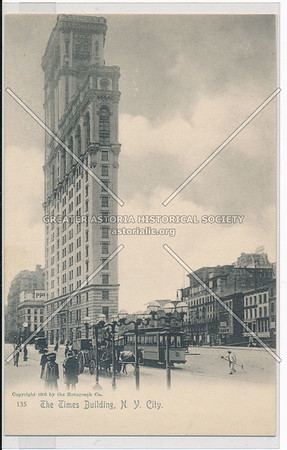 The Times Building, N.Y. City