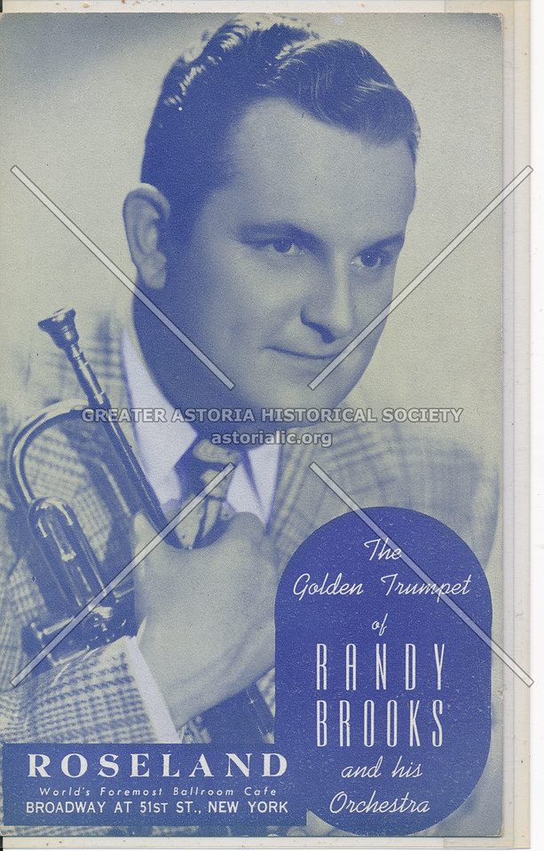 The Golden Trumpet of Randy Brooks and his Orchestra